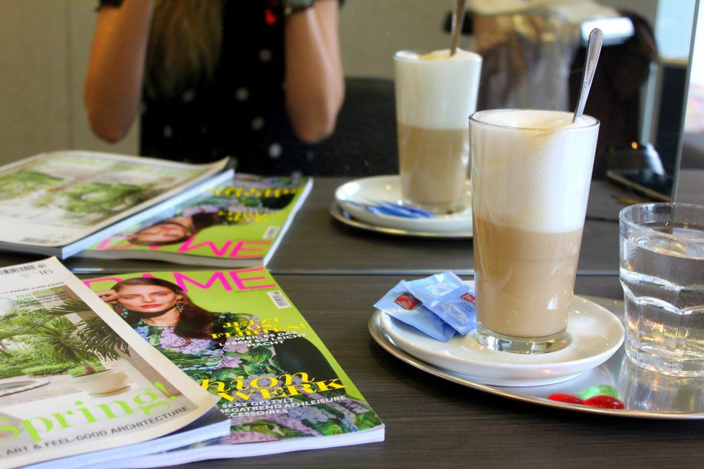 Individuals Essen Kaffee