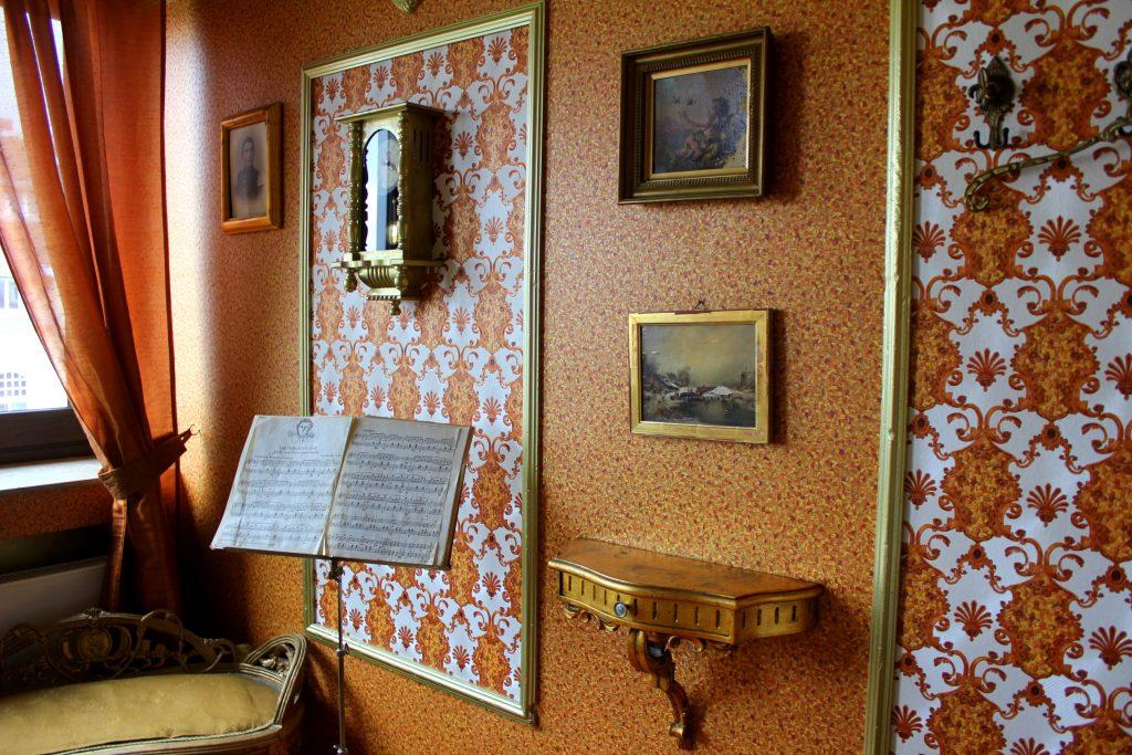 Wohngemeinschaft Musikzimmer