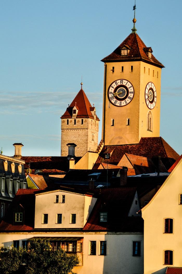 Regensburg_Häuser