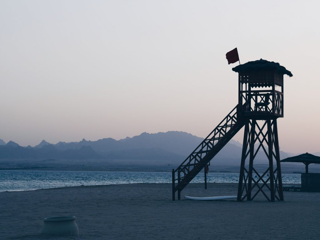 Wachturm_am_Strand