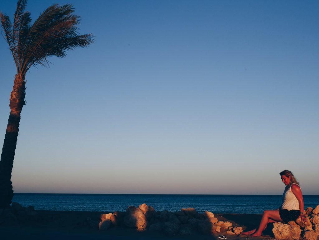 Sonnenuntergang_am_Meer_mitPalmen