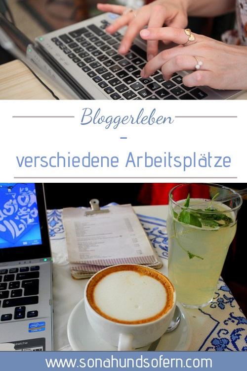 Pinterest Bloggerleben