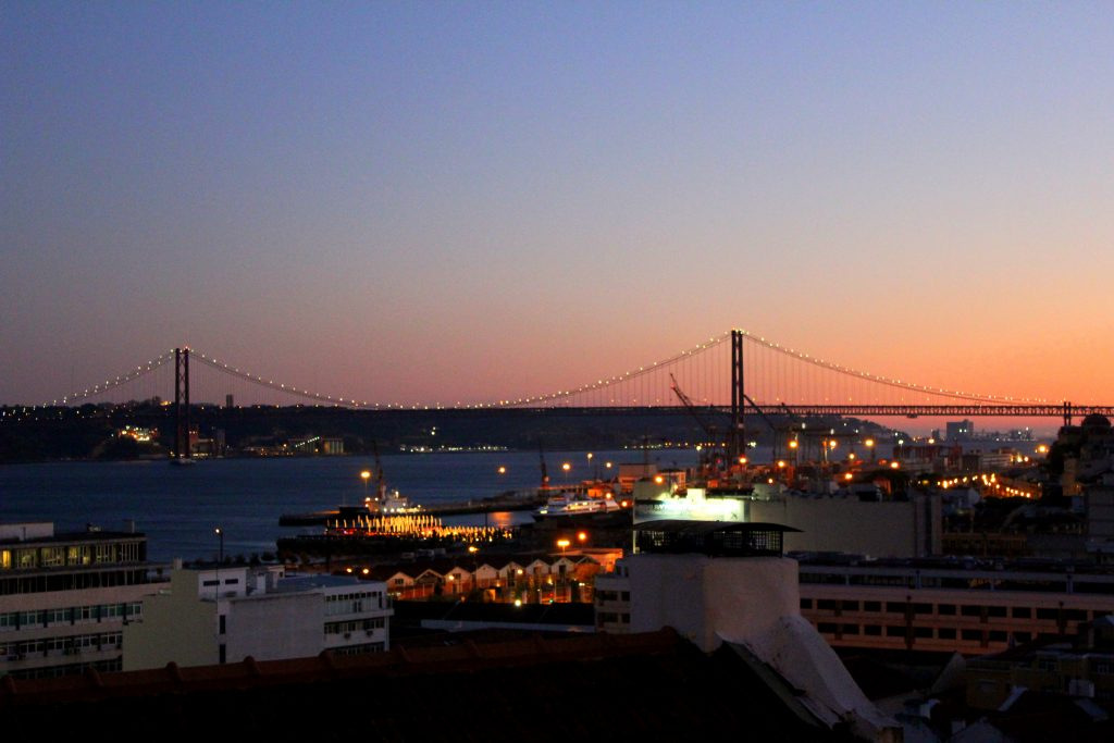 Europa Fotos Lissabon