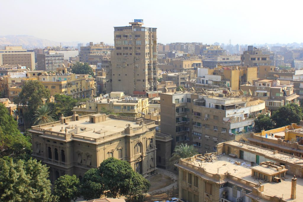 Kairo Nordafrika