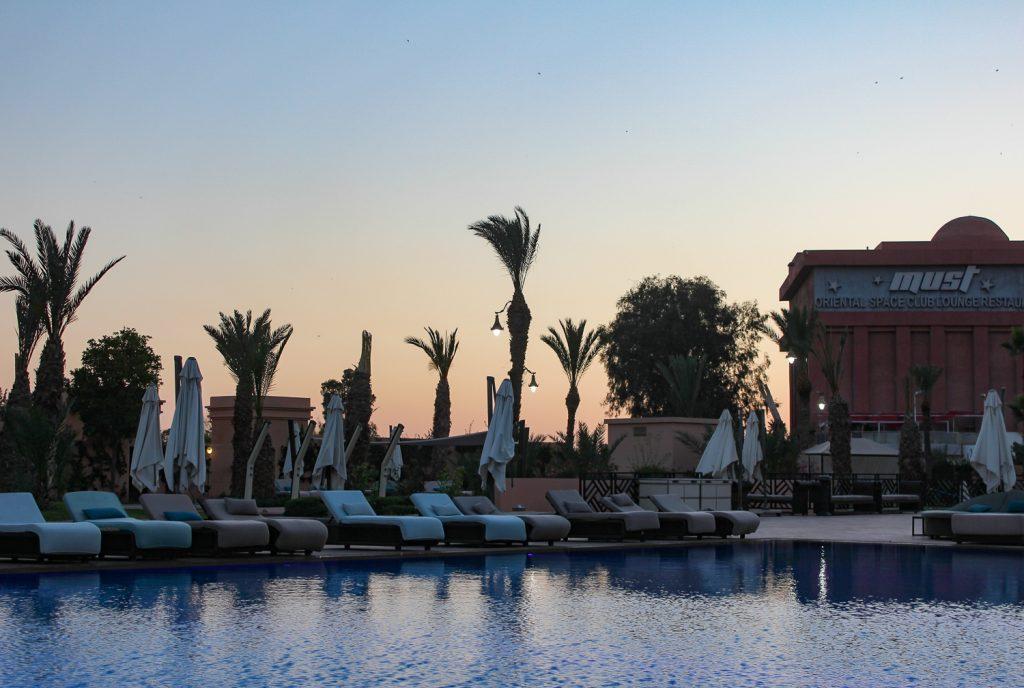 Mövenpick Hotel Marrakech