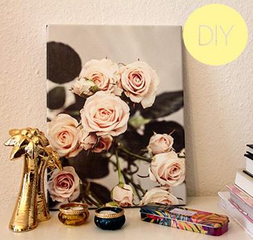 Mein zu Hause in Köln: Deko und Blumenmuster Liebe