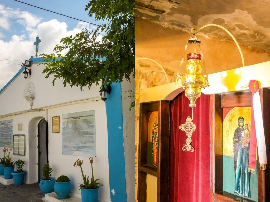 Kapelle Loutra Chalkidiki