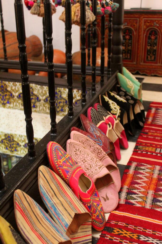 Marokko Babouches