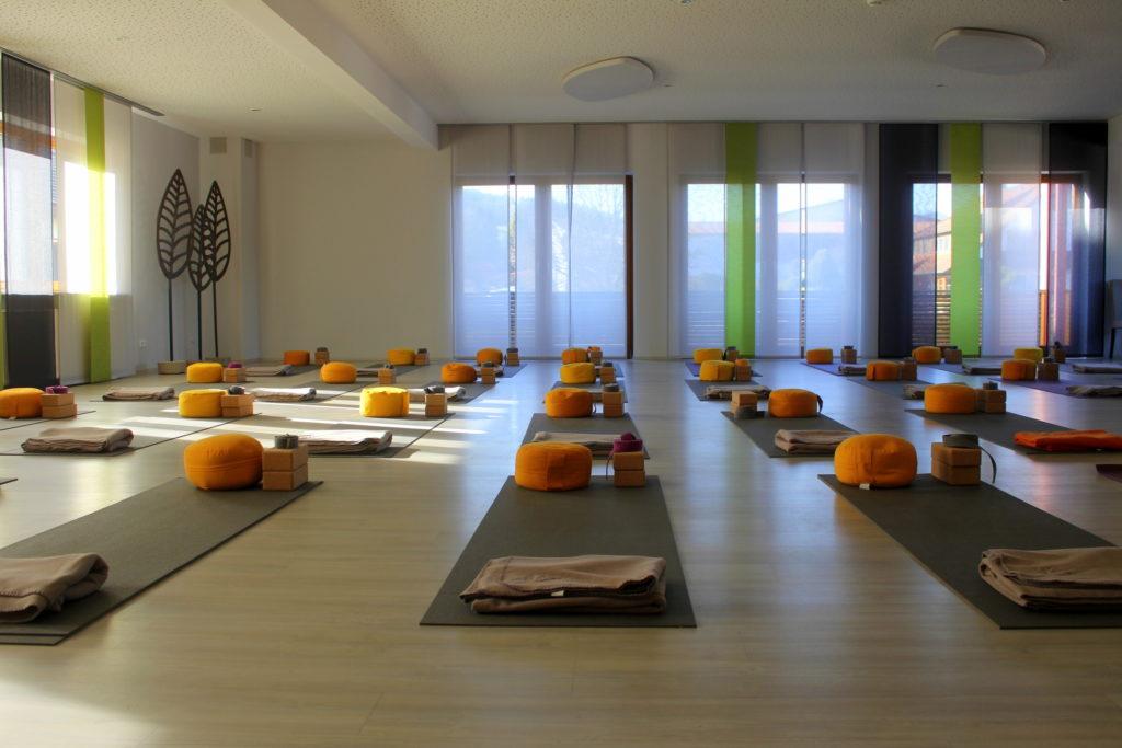 Wellnesshotel Sauerland Yoga