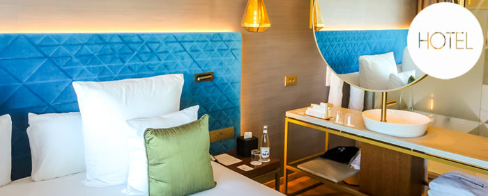 freundliches Hotelzimmer in Barcelo, Casablanca