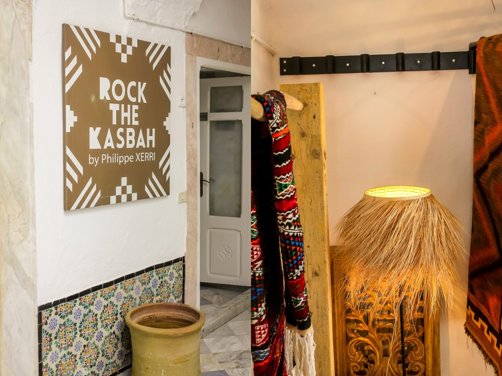 Rock the kasbah sidi