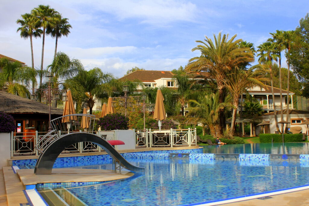 lindner resort mallorca pool