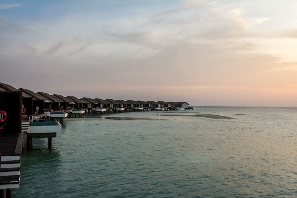 sunset the residence maldives
