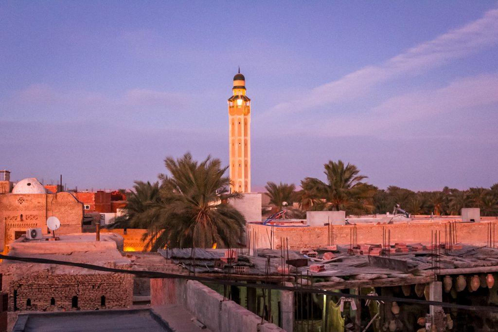 Tozeur Tunesien Süden
