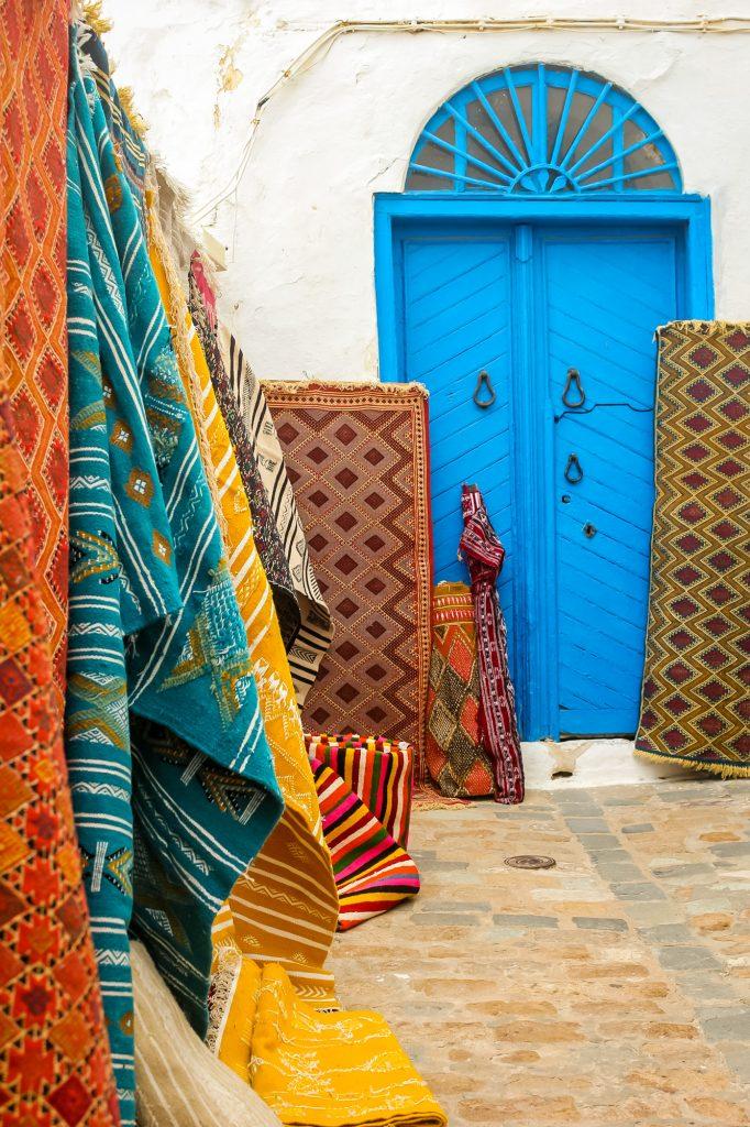 Tunesien farben