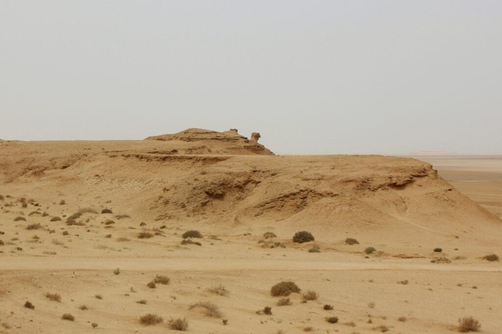 Tunesien sahara