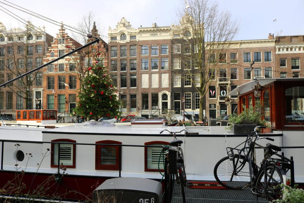 Städtereise Frühling Amsterdam