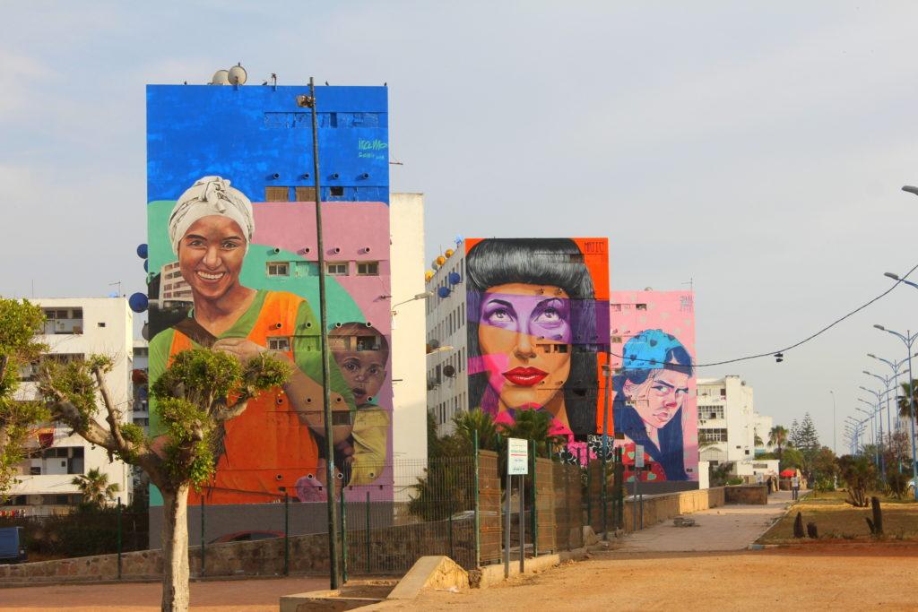 Casablanca Marokko Bilder