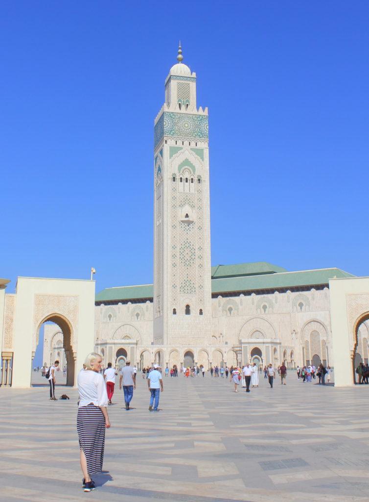 Moschee Marokko Bilder