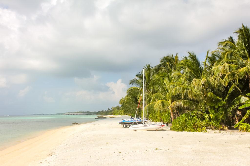 Strand Malediven Urlaub