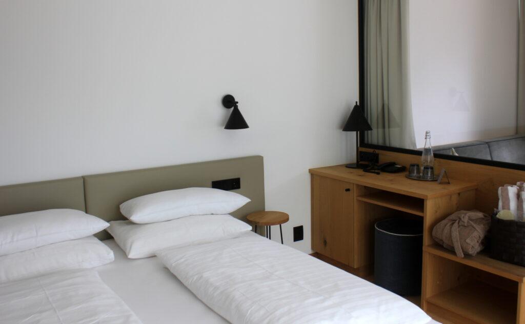 hotel belvedere naturns suite
